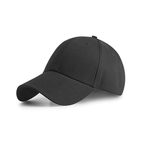 Paangkei 100% Cotton Hat Men Women Adjustable Pigment Dyed Low Profile Six Panel Baseball Cap Hat (S, - Bonnet Low Profile