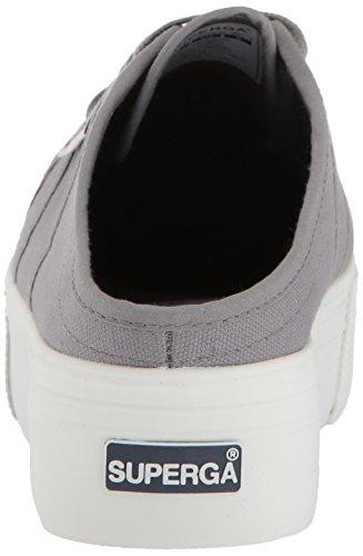 Superga Womens 2314 Cotw Sneaker Grey Sage