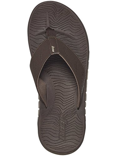 Reef Sandals Rodeoflip D 7 Medium Brown Mens w78HrgwP