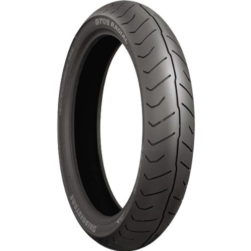 Bridgestone Touring GL1800 Front Tire - G709 130/70R18 by Bridgestone