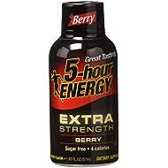 5 Hour Energy, Extra Strength Berry, 24 Count
