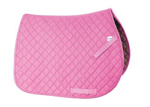 - Perri's Pony Everyday Saddle Pad, Hot Pink