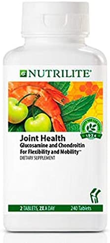 Nutrilite Joint Health Glucosamine and Chondroitin 60 - Day Supply