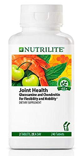 NutriliteTM Joint Health Glucosamine and Chondroitin 60 - Day Supply
