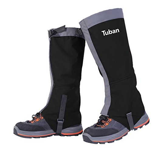AMYIPO-Unisex-Snow-Leg-Gaiter-Hiking-Boots-Gaiters-Waterproof-Gaiters