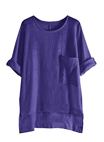 Futurino Womens Sleeve Cotton T Shirt