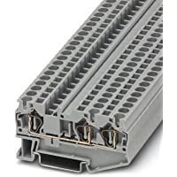 DIN Rail Terminal Blocks ST-4 TWIN