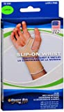 Sport Aid Slip-On Wrist Support, Large - 1 Each, Pack of 6