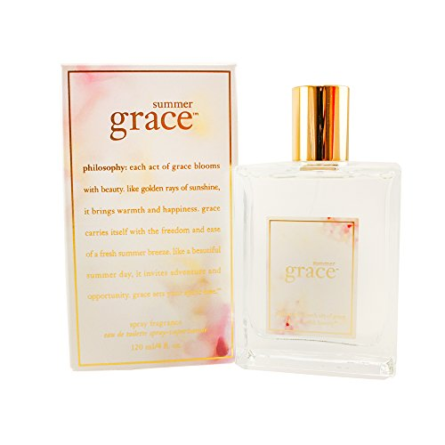 Philosophy Summer Grace 4.0 oz Eau de Toilette Spray