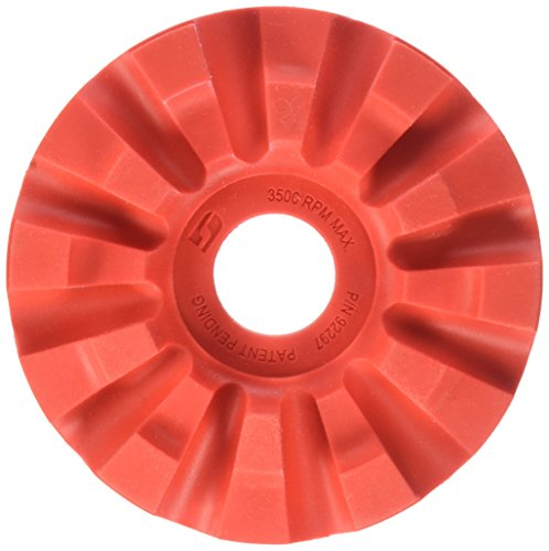 (Dynabrade Products DYB92297 Water Pump/Fan Clutch Pulley Holder (Replaceable Red-TredEraser Disc))