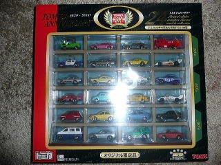 トミカアニバーサリー24(24台セット) 30周年記念限定品 576372