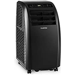 KLARSTEIN Metrobreeze • Portable Air Conditioner • 10000 BTU • 3 Operation Modes • Remote Control • Black