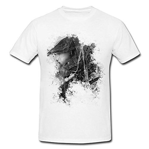 Halo 5 Guardians T-Shirt Herren, Men mit stylischen Motiv von Paul Sinus