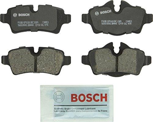 (Bosch BC1309 QuietCast Premium Ceramic Disc Brake Pad Set)