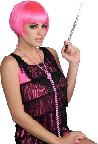Charleston Chic Pink Flapper