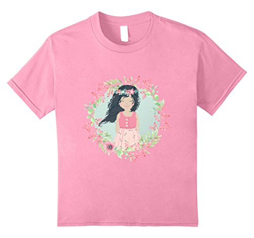 Wavy-Girl-Floral-Shirt