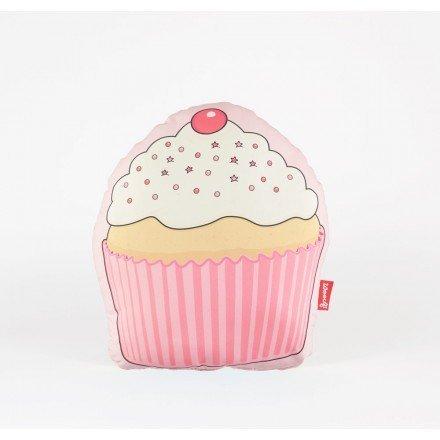 Cojín pastel rosa Cherry Cupcake - Woouf: Amazon.es: Bebé