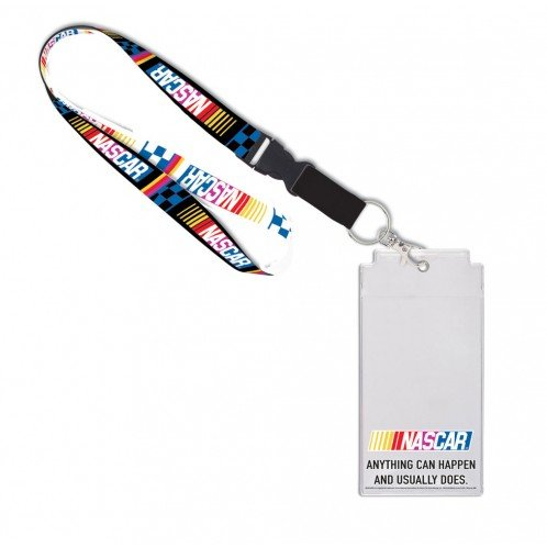 NASCAR 'Anything Can Happen' Credential Holder