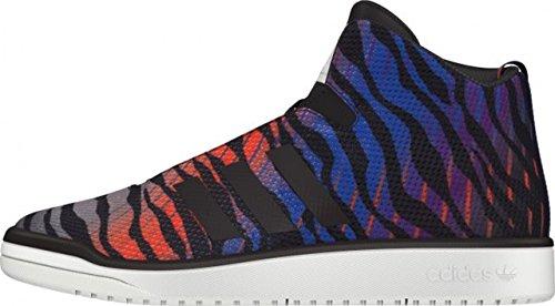 Adidas Originals VERITAS WEAVE MID Chaussures Mode Sneakers Homme Multicolor