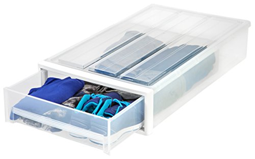 The 8 best plastic underbed drawers