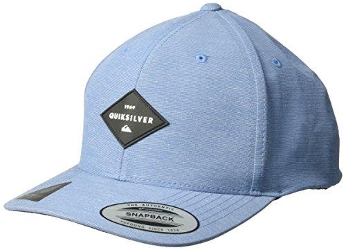 21d0114ac5011e Quiksilver Men's Union Heather SB Trucker HAT, Bijou Blue, 1SZ from  Quiksilver. found at Amazon