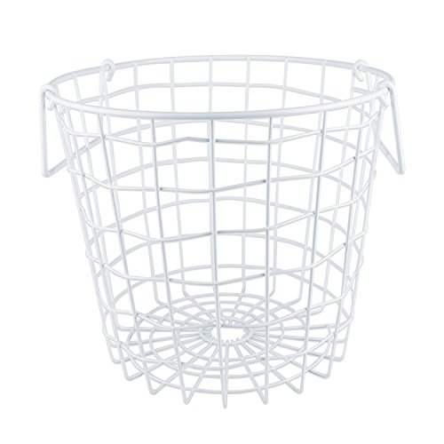 round wire baskets for storage  amazon com