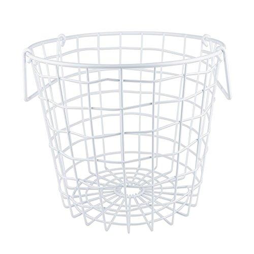 wall baskets white - 5