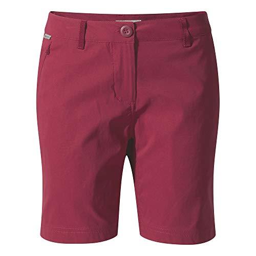 Pro Shorts Kiwi Amalfi Mujeres 8 Craghoppers Iii Rose qxvApwwE