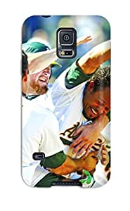 Heidiy Wattsiez's Shop 8656428K444880985 oakland athletics MLB Sports & Colleges best Samsung Galaxy S5 cases