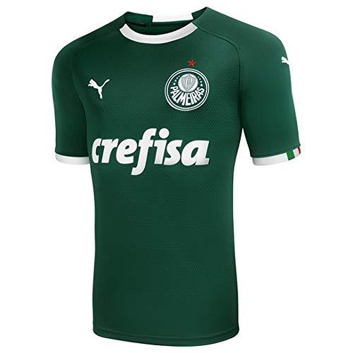 Camiseta Puma Palmeiras I Feminina 2019