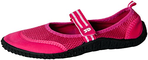Mary Janes Athletic Shoes Water 7 Fuchsia Mesh Women's starbay Flats Aqua 5p7Uq