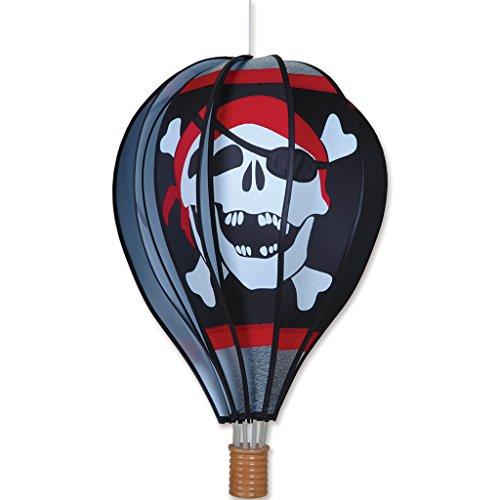 Premier Kites Hot Air Balloon 22 in. - Jolly Roger