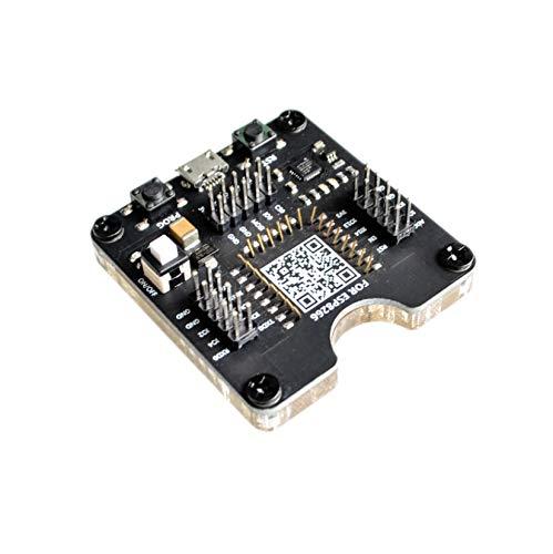 ESP-12F ESP-07S ESP-12S Burning Fixture Development Board ESP8266 Without ESP-12F ESP-07S ESP-12S Module 6 Test Board
