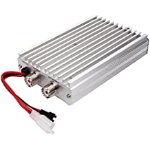 Zowaysoon 45W HF Power Amplifier for QRP Radio FT-817 IC-703 KX3 Enhancing Transmission Power (KX3 + FT-817 adapter+Bare wire,need weld by you)