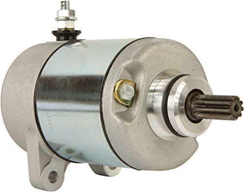 DB Electrical SMU0215 New DB Electrical SMU0215 Starter for Honda TRX350FE TRX350FM TRX350TE TRX350TM Rancher 2000-2006 ATV UTV 410-54038 18607 HA-116 495753 2-2764-MT 31200-HN5-671 31200-HN5-A81