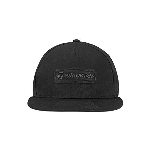 TaylorMade Golf 2018 Mens Lifestyle New Era 9fifty Hat, Red, One Size