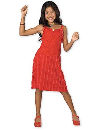 Gabriella - Medium - Deluxe Gabriella High School Musical Child Costumes