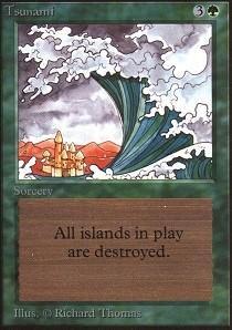 (Magic: the Gathering - Tsunami - Beta)