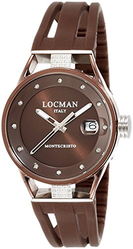 LOCMAN watch MONTECRISTO LADY 0521V11-DNBNIDSN Ladies