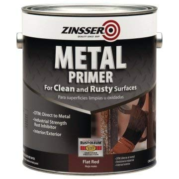Zinsser 100 VOC Interior/Exterior Metal Primer, Case of 2