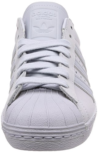 Size Adidas 80's 38 Sneaker Men's Superstar White 88SxXq6w