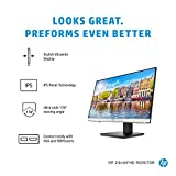 HP 24mh FHD Monitor - Computer Monitor with