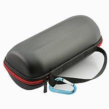 changeshopping(TM) Travel Carry Zipper Flip Case Bag for JBL Charge 2/Pulse bluetooth Speaker