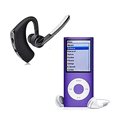 Trebbo 2nd Gen MP4 Player with Voyager Legend: Amazon in