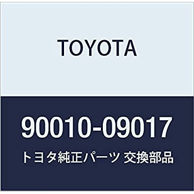 TOYOTA 90010-09017 Bulb: Automotive