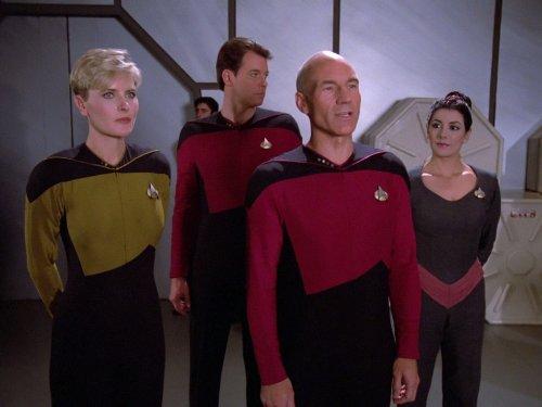 Watch Star Trek: The Next Generation Season 1 | Prime Video