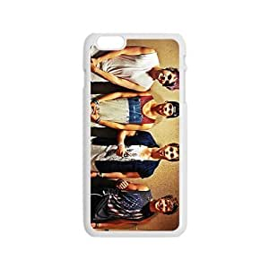 5 SOS Cell Phone Case Cover For Apple Iphone 6 Plus 5.5 Inch