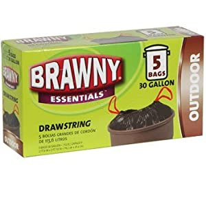 Brawny Trash Bags