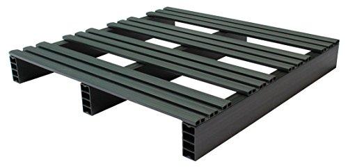 Jifram A1900312 Storage Skid Pad, 30'' x 30'', Black by Jifram