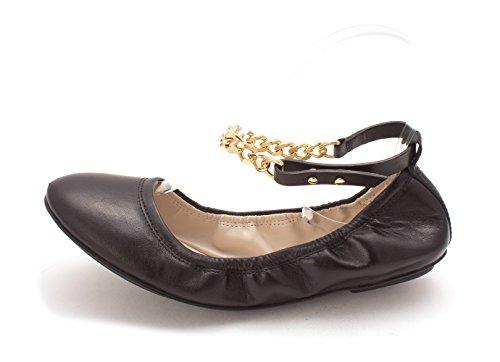Womens Flats Cole Haan Closed Black Ankle Janicesam Toe Strap Ballet Rw5vwqg
